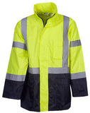 Hi Vis Day/Night Rain Jacket (J84) - Ace Workwear