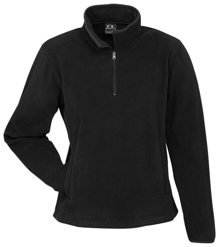 Ladies Trinity 1/2 Zip Pullover (F10520) - Ace Workwear