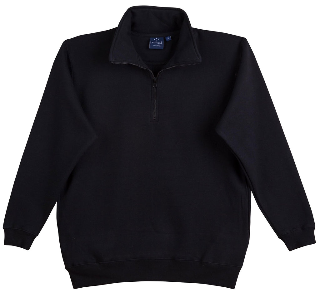 Winning Spirit Falcon Fleece Sweat Top Mens - Ace Workwear