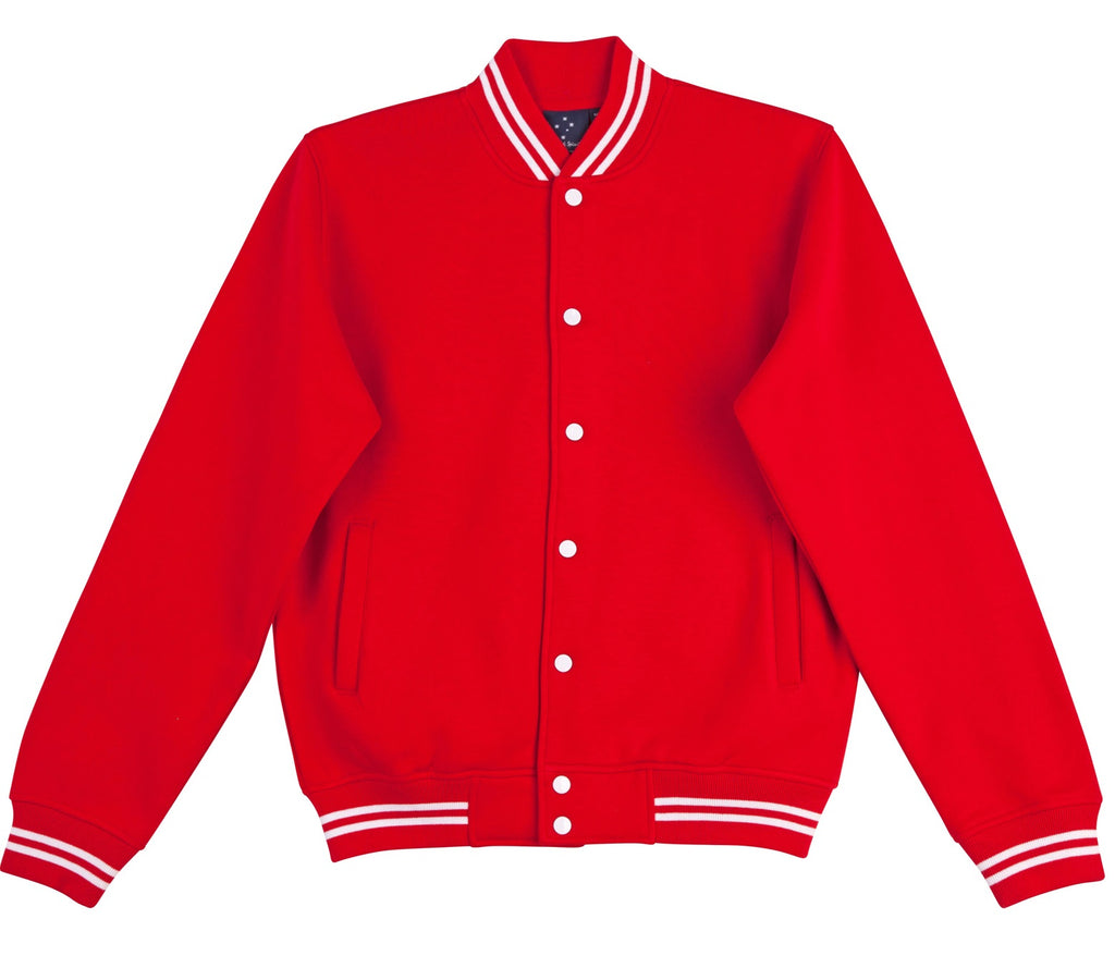 Winning Spirit Fleece Letterman Adults Unisex - Ace Workwear (4367828156550)