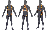 LINQ Essential Harness with Quick Release Buckle - Maxi (XL-2XL) (H101QR-2XL) - Ace Workwear