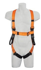 LINQ Essential Harness Stainless Steel (M-L) (H101SS)