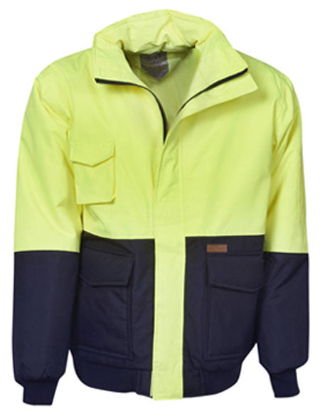 Hi Vis Arctic Jacket (J81) - Ace Workwear