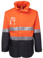 JB's Hi Vis Day & Night Long Line Jacket (6DNLL) - Ace Workwear
