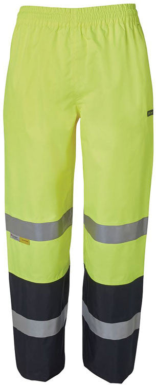Hi Vis Day & Night Premium Rain Pant (6DPRP) - Ace Workwear