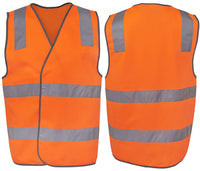 JB's Hi Vis Day & Night Safety Vest (6DNSV) - Ace Workwear