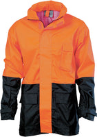 Hi Vis Light Weight Rain Jacket (3877) - Ace Workwear