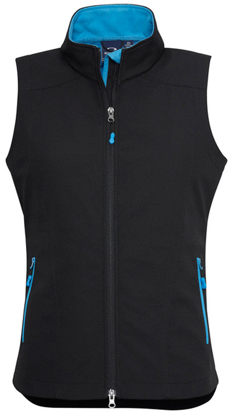 Ladies Geneva Vest (J404L) - Ace Workwear