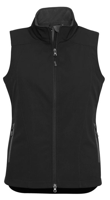 Biz Care Ladies Geneva Vest - Ace Workwear