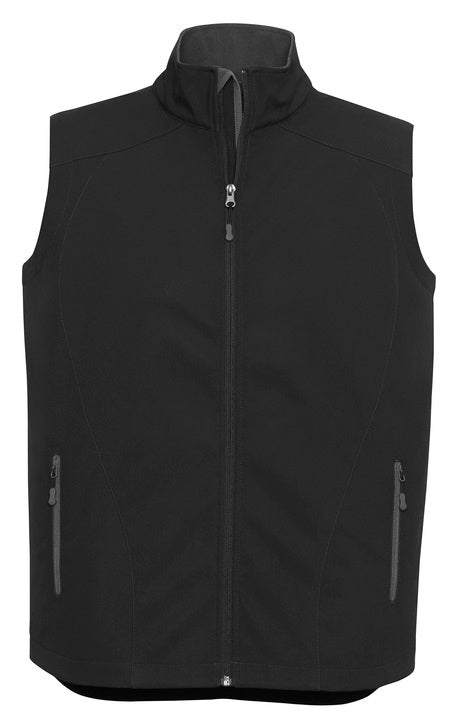 Biz Care Mens Geneva Vest - Ace Workwear (4296555298950)