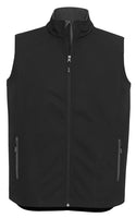 Biz Care Mens Geneva Vest - Ace Workwear