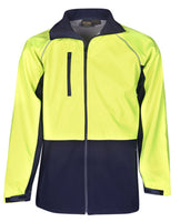 Hi Vis Soft Shell Day Jackets (J86) - Ace Workwear