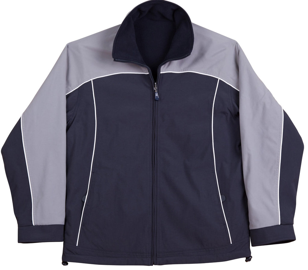 Winning Spirit Casade Tri-Colour Contrast Reversible Jacket - Ace Workwear
