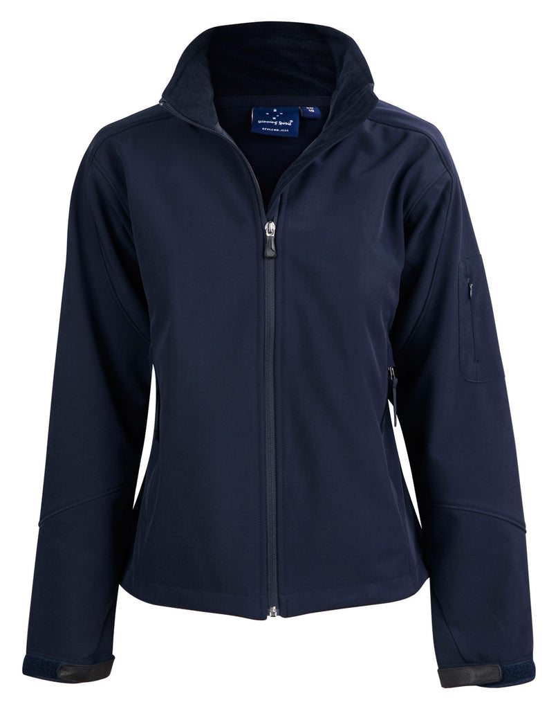 Winning Spirit Ladies Softshell Jacket - Ace Workwear
