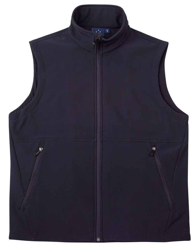 Winning Spirit Softshell Vest Mens - Ace Workwear (4366414053510)