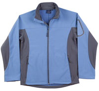 Winning Spirit Whistler Softshell Contrast Jacket Mens - Ace Workwear