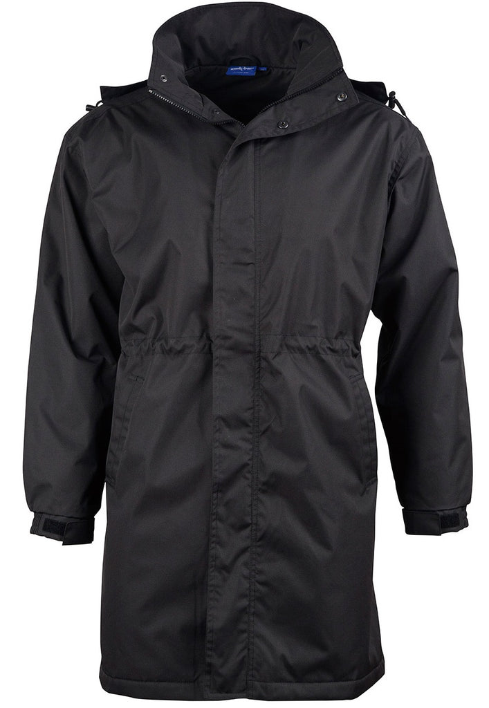 Winning Spirit Longline Stadium Jacket - Ace Workwear