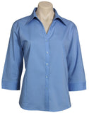 Metro 3/4 Sleeve Ladies Top (LB7300) - Ace Workwear