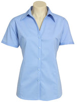 Metro Short Sleeve Ladies Top (LB7301) - Ace Workwear