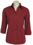 Manhattan 3/4 Sleeve Ladies Top (LB8425) - Ace Workwear