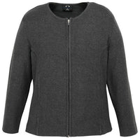 Ladies 2-Way Zip Cardigan (LC3505) - Ace Workwear
