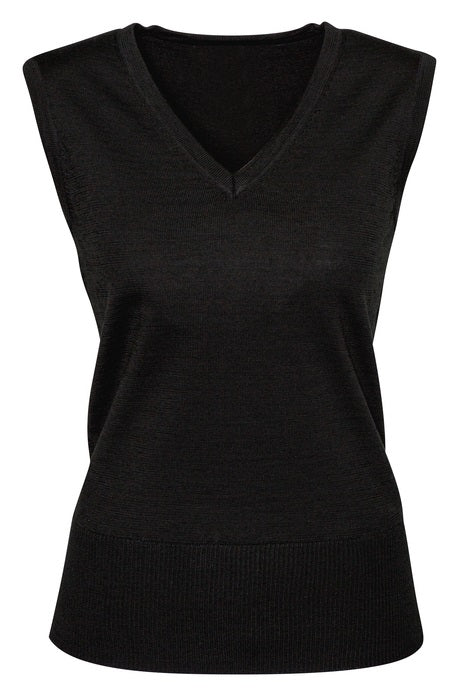 Biz Care Ladies Milano Vest - Ace Workwear
