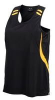 Biz Mens Flash Singlet - Ace Workwear