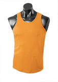Aussie Pacific Botany Mens Singlet - Ace Workwear