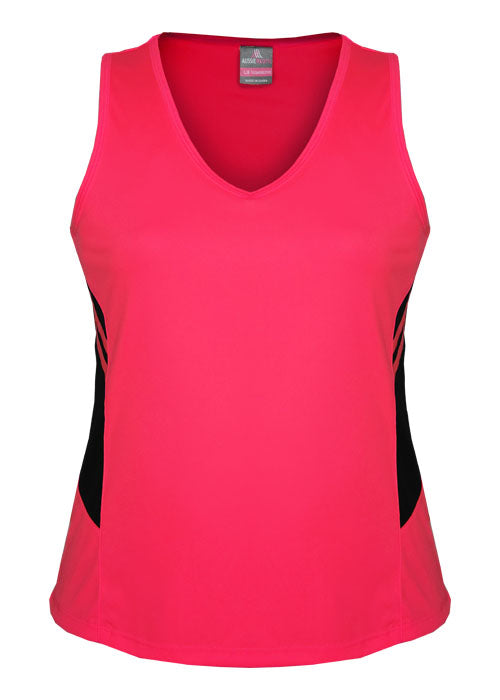 Aussie Pacific Tasman Ladies Singlet - Ace Workwear