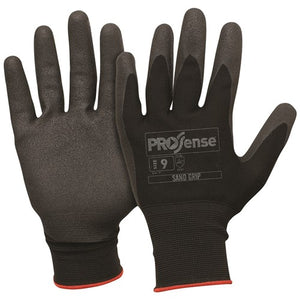 Pro Choice Prosense Sandy Grip Gloves - Pack (12 Pairs) (NSD)