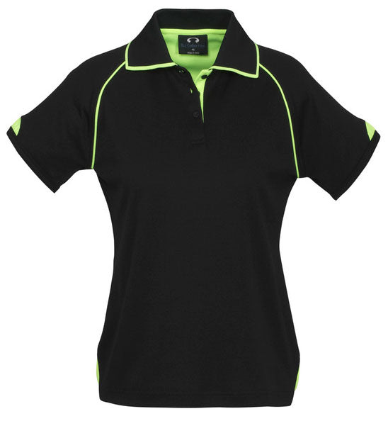 Biz Fusion Ladies Polo (P29022) - Ace Workwear (555223285804)