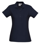 Biz Care Ladies Crew Polo - Ace Workwear