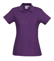 Biz Care Ladies Crew Polo