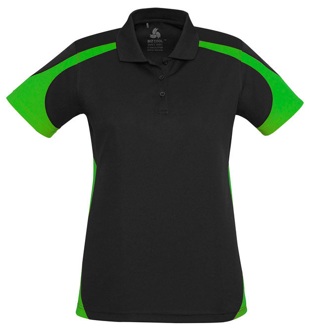 Biz Talon Ladies Polo (P401LS) - Ace Workwear