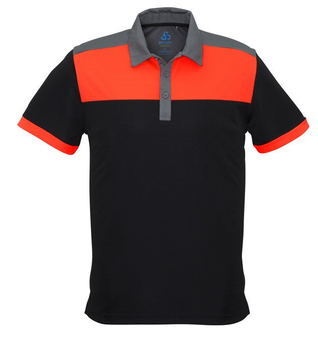 Biz Charger Mens Polo (P500MS) - Ace Workwear