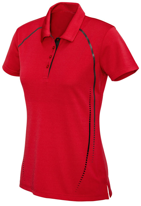 Cyber Ladies Polo (P604LS) - Ace Workwear