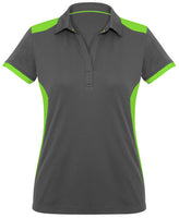 Biz Rival Ladies Polo (P705LS) - Ace Workwear