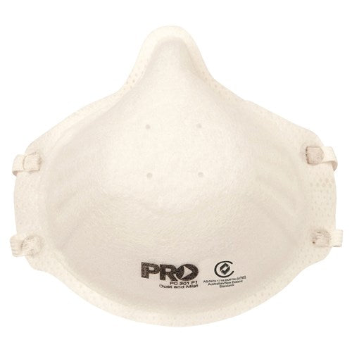 Pro Choice Dust Masks P1 - Pack of 5 (PC301-5) - Ace Workwear