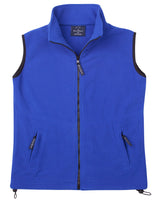 Winning Spirit Freedom Polar Fleece Vest Unisex - Ace Workwear