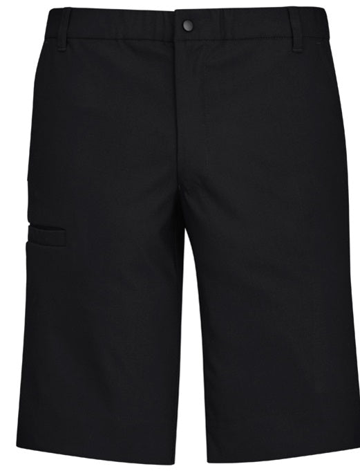 Biz Care Mens Comfort Waist Cargo Short - Ace Workwear