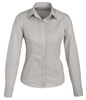 Berlin Long Sleeve Ladies Top (S121LL) - Ace Workwear