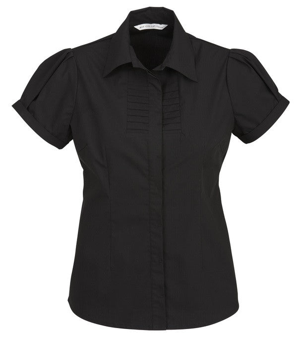 Berlin Short Sleeve Ladies Top (S121LS) - Ace Workwear