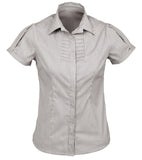 Biz Collection Berlin Short Sleeve Ladies Top (S121LS) - Ace Workwear