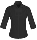 Berlin 3/4 Sleeve Ladies Top (S121LT) - Ace Workwear
