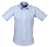 Biz Collection Berlin Mens Short Sleeve Shirt (S121MS) - Ace Workwear