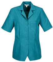 Biz Care Ladies Plain Oasis Overblouse - Ace Workwear