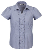 Edge Short Sleeve Ladies Top (S267LS) - Ace Workwear