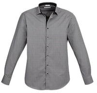 Biz Collection Edge Mens Long Sleeve Shirt (S267ML) - Ace Workwear