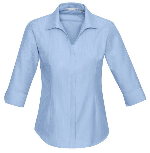 Preston 3/4 Sleeve Ladies Top (S312LT) - Ace Workwear