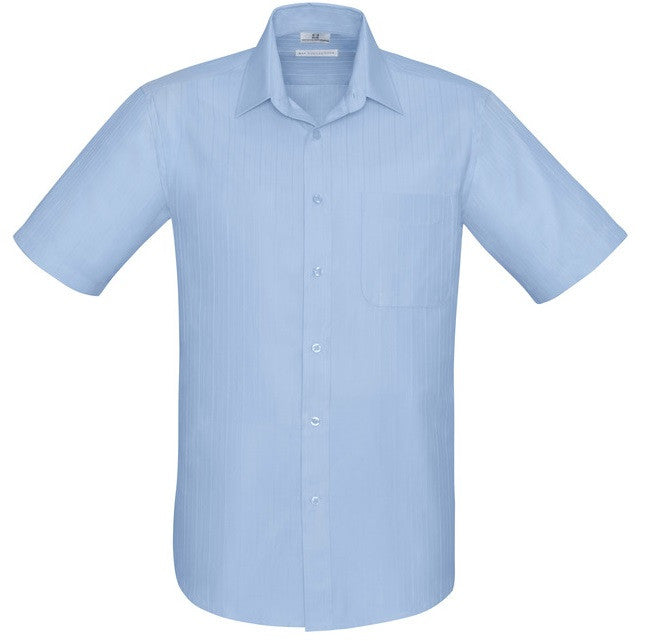 Biz Collection Preston Mens Short Sleeve Shirt (S312MS) - Ace Workwear